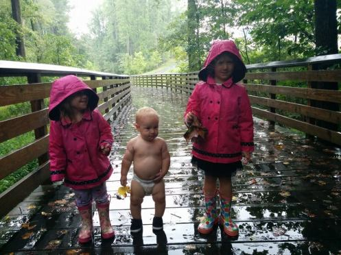 Destiny Leahy kid rain 2